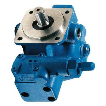 Vickers 4525V60A21-1BD22R Double Vane Pump