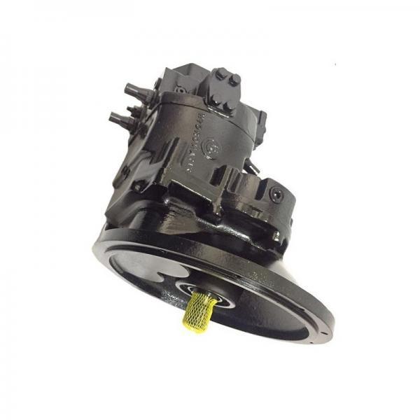 NACHI IPH-56B-40-125-11 Double IP Pump #1 image