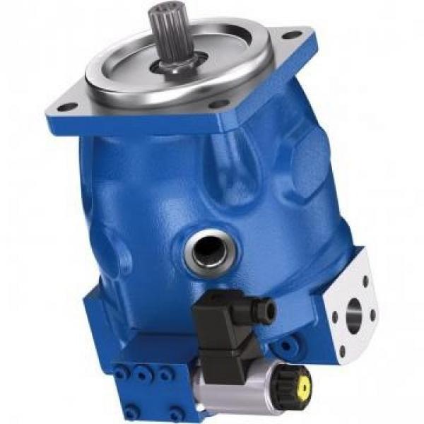 Yuken PV2R23-26-94F-RAAA-41 Double Vane Pumps #1 image
